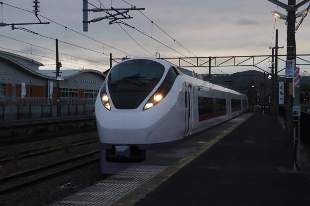 Photos: 常磐線 E657系K8編成 69M 特急ときわ69号 勝田 行 2020.08.31