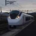 常磐線 E657系K8編成 69M 特急ときわ69号 勝田 行 2020.08.31