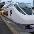 常磐線 E657系K8編成 69M 特急ときわ69号 勝田 行 後追い 2020.08.31