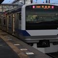 Photos: 常磐線 E531系K423編成 399M 普通 勝田 行 後追い 2020.08.31