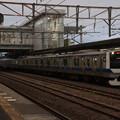 Photos: 常磐線 E531系K417編成 448M 普通 上野 行 2020.08.31
