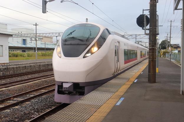 常磐線 E657系K12編成 58M 特急ときわ58号 品川 行 2020.09.19