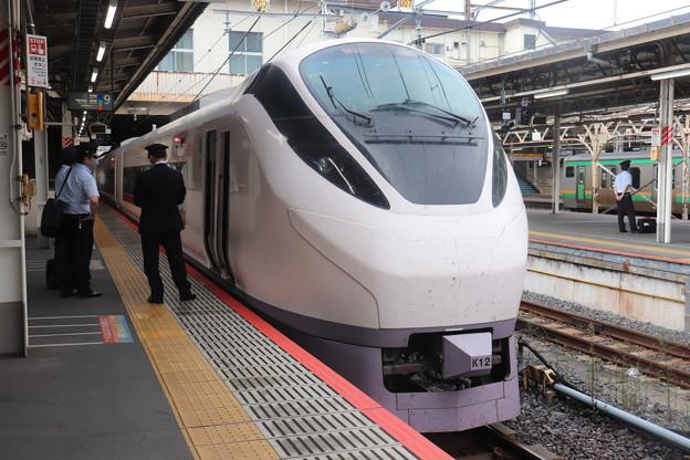 Photos: 上野東京ライン E657系K12編成 58M 特急ときわ58号 品川 行 2020.09.19