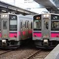 奥羽本線 701系N25編成・N26編成