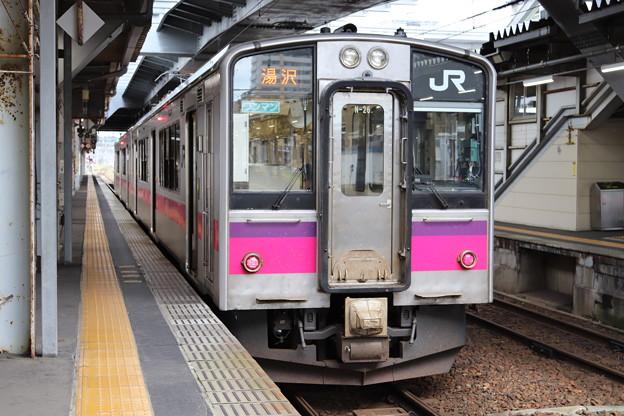 奥羽本線 701系N26編成