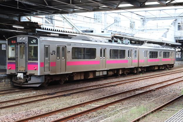 奥羽本線 701系N14編成