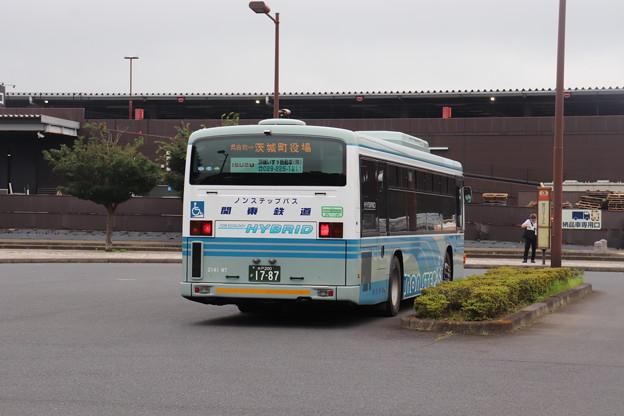 関東鉄道 2141MT リア側
