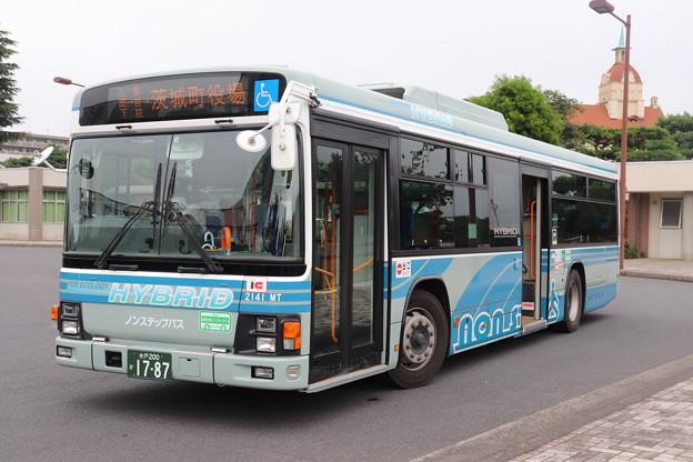 関東鉄道 2141MT