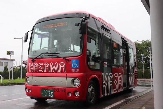 かさま観光周遊バス (1)