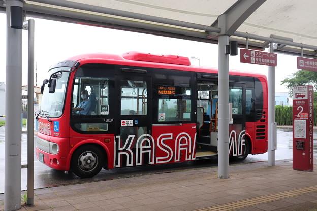 かさま観光周遊バス (2)