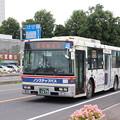 茨城交通 水戸200か1675 「いばっピ」ラッピング (2)
