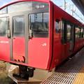 男鹿線 EV-E801系G1編成 ACCUM