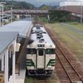 Photos: 男鹿線 キハ40系