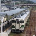 男鹿線 キハ40系 (1)