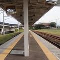 Photos: 男鹿線 男鹿駅 ホーム