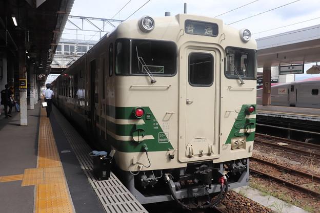 男鹿線 キハ40系 キハ40 547