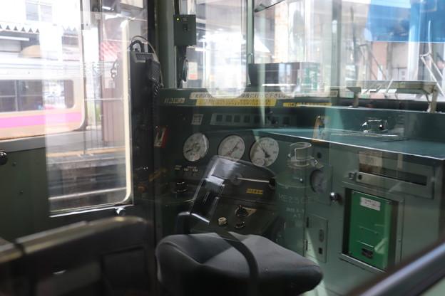 キハ40系 運転台
