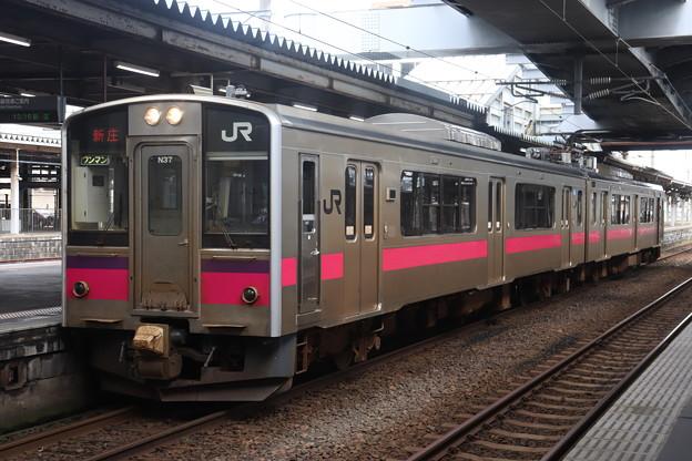Photos: 奥羽本線 701系N37編成