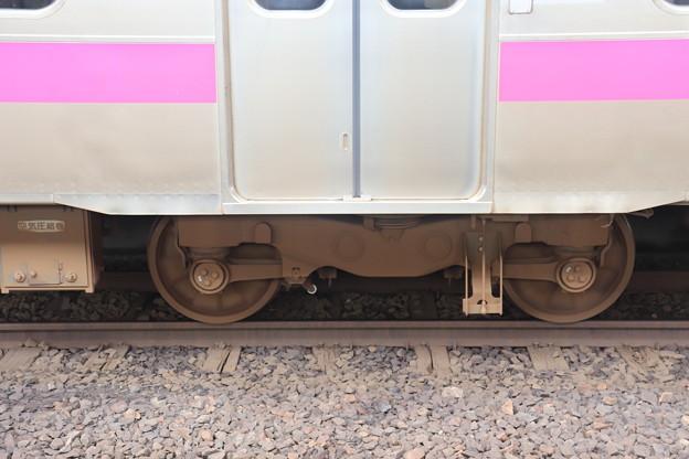 701系 台車