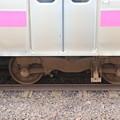 Photos: 701系 台車