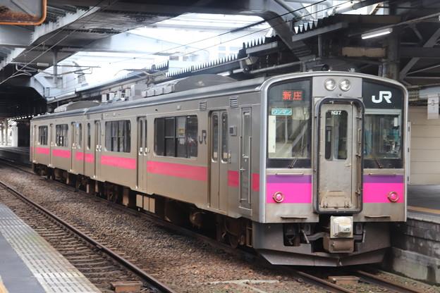 奥羽本線 701系N37編成