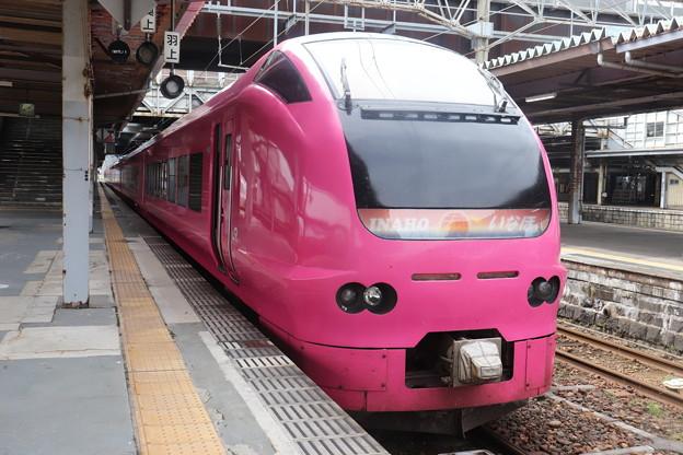 羽越本線 E653系1000番台U107編成 いなほ