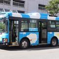 Photos: 秋田中央交通 秋田200か834 中心市街地循環バス