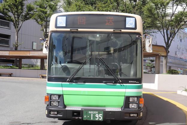 秋田中央交通 秋田200か195