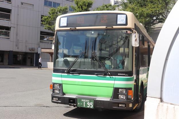 秋田中央交通 秋田200か195 (1)