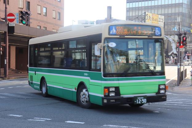 秋田中央交通 秋田200か1290