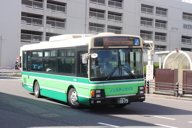 秋田中央交通 秋田200か1079