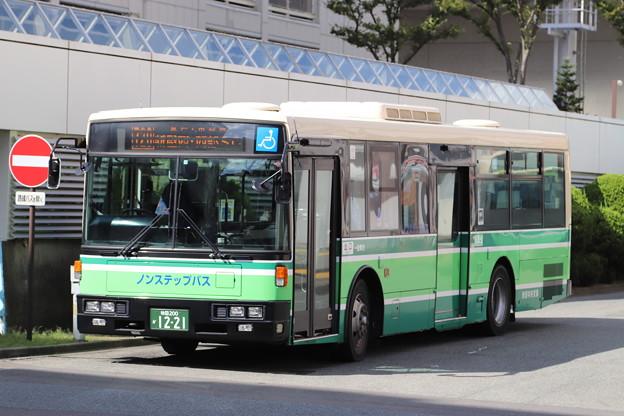 秋田中央交通 秋田200か1221