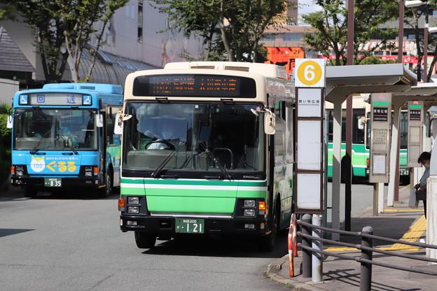 秋田中央交通 秋田200か121