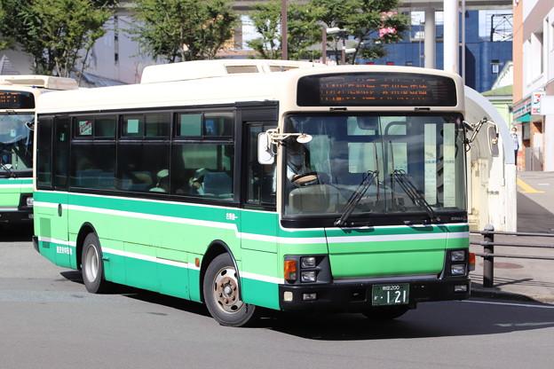 Photos: 秋田中央交通 秋田200か121 (2)