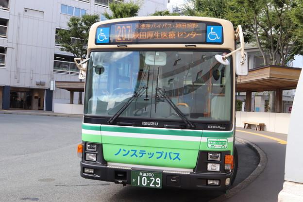 秋田中央交通 秋田200か1029