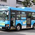 Photos: 秋田中央交通 秋田200か835 中心市街地循環バス ぐるる
