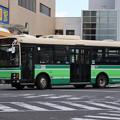 秋田中央交通 秋田200か1345