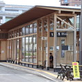 Photos: 秋田駅西口バス停留所