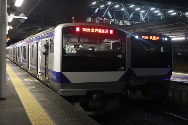 水戸線 E531系K462編成・K551編成