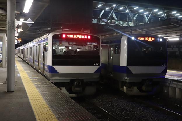 水戸線 E531系K462編成・K551編成 (1)