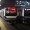 Photos: 水戸線 E531系K462編成・K551編成 (1)