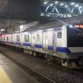 Photos: 水戸線 E531系3000番台K551編成 試9725M ワンマン試運転
