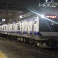 Photos: 水戸線 E531系3000番台K551編成 試9725M ワンマン試運転 2021.01.15 (4)