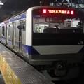 Photos: 水戸線 E531系K457編成 762M 普通 小山 行 後追い 2021.01.12