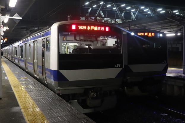 水戸線 E531系K457編成・K551編成