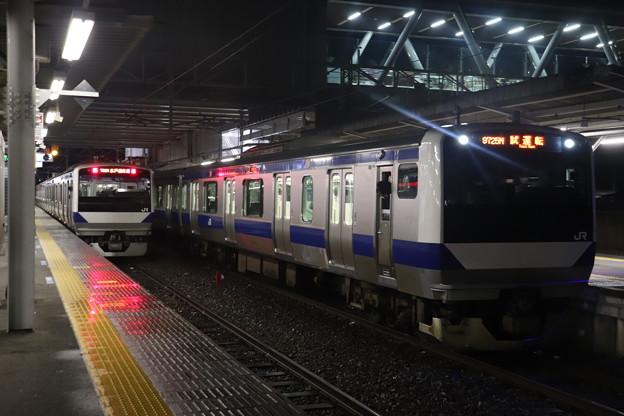 水戸線 E531系K457編成・K551編成 (1)