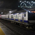 Photos: 水戸線 E531系3000番台K551編成 試9725M ワンマン試運転 2021.01.12