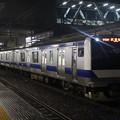 水戸線 E531系3000番台K551編成 試9725M ワンマン試運転 2021.01.12 (1)