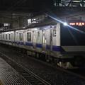 水戸線 E531系3000番台K551編成 試9725M ワンマン試運転 2021.01.12 (3)