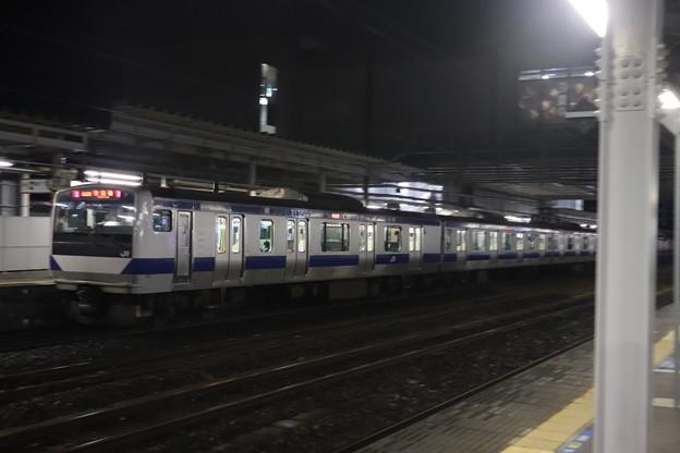 常磐線 E531系 444M 普通 上野 行 2021.01.12
